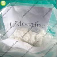 Buy cheap Injection Topical Local Anesthetic Drugs Raw Lidocaine Powder Usp Standard 137-58-6 from wholesalers
