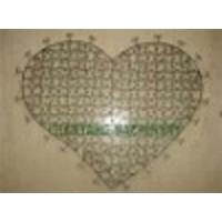 Buy cheap Jigsaw puzzle die Heart-300pcs,  23.8mm thick product