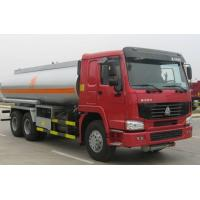 Buy cheap sinotruck howo 6x4 oil tanker trucks for sale from wholesalers