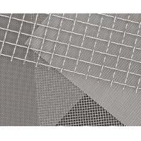 Buy cheap 300 - 350 Micron SS Wire Mesh , Stainless Steel Woven Wire Cloth Smooth Surface from wholesalers