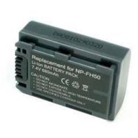 Buy cheap digital camera battery NP-FH50 from wholesalers