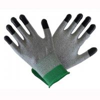 China Hand Protection Anti Cut Gloves , Cut Proof Work Gloves Customized Size on sale