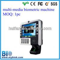 Buy cheap Hot 8000 Fingerprint Storage Biometric Attendance Machine Pakistan Bio-Iclock2800 from wholesalers