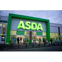 Buy cheap 3D LED Front-lit Painted Brushed Metal Aluminum Letter Signs For ASDA from wholesalers