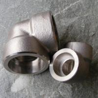 Buy cheap Carbon Steel Pipe Fittings 90D Elbow from wholesalers