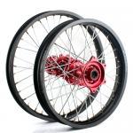 Buy cheap Dirt Bike Honda Custom Motorcycle Wheels Extra Strong Stainless Steel Spokes from wholesalers