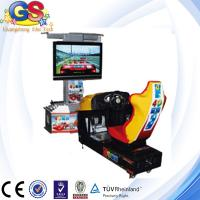 Buy cheap 2014 4D car racing arcade machine need for speed carbon, arcade racing car game machine from wholesalers