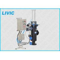 Self Cleaning Filter For Liquids 304 / Duplex 2205 Housing Material Pneumatic Butterfly Valve