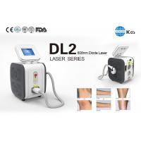 Buy cheap New Tech TEC Cooling System Germany Bars 808 Diode Laser Hair Removal Machine For Beauty Salon from wholesalers