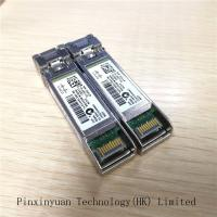 Buy cheap SFP-10G-LR  Cisco Sfp Fiber Optic Driver , Transceiver  Mini Gbic Module   GBIC 10G 10GB SFP from wholesalers