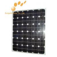 Buy cheap Mono Solar Panel (80W) product