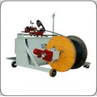 Buy cheap Automatic steel wire coil package machine,Galvanised Wire Mesh Wrapping Machine from wholesalers
