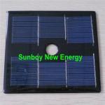 Buy cheap 14V100mA Epoxy DIY Solar Panel (135*130mm) from wholesalers