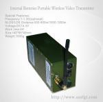 Buy cheap Portable Wireless Video transmission monitoring AV sender from wholesalers