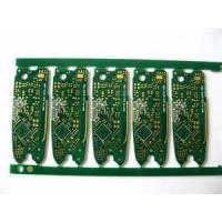 Buy cheap FR4 1.6mm led double sided pcb with immersion gold pcb board from wholesalers