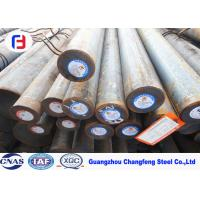 Buy cheap Annealing Machinery Hot Work Tool Steel Round Bar H13 / 1.2344 / SKD61 Black Surface from wholesalers