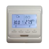 Buy cheap ME5503A Water heating thermostat water temperature control center for floor heating system from wholesalers