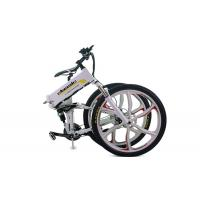 Aluminum Alloy Foldable Electric Road Bike With 36V 10.4Ah Lithium Battery