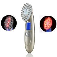 Buy cheap Red Led Light Hair Regrowth Laser Comb Scalp Massage 650nm Low Level Laser from wholesalers