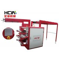 Buy cheap Double Side Roll To Roll Lanyard Heat Press Machine , Printing Speed 1-8m/min from wholesalers