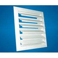 Buy cheap ZS-SK double deflection adjustable air grille from wholesalers