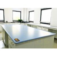 Buy cheap High Performance Laboratory Bench Top , Epoxy Resin Worktop 0.031% Water Absorption from wholesalers