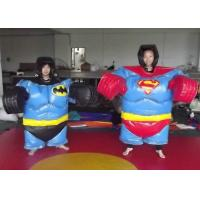 Buy cheap Cartoon Characters Sumo Wrestling Suits High Strength PVC With Longer Lifetime from wholesalers