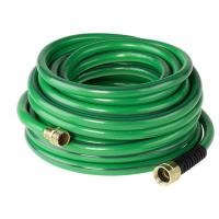 Buy cheap Portable Garden PVC Hose Non Toxic With Copper Brass Joint / Metal Fittings from wholesalers