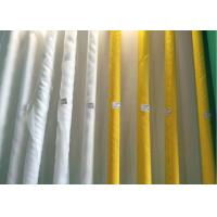 Buy cheap Low Elongation Polyester Ceramic Screen printing Mesh bolting cloth - 120T from wholesalers