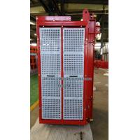 Buy cheap Special Use Lifting Material And Mans Building Elevator SC500 500kg Load from wholesalers