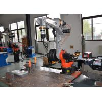 Buy cheap 10kg Robot Welding Aluminum Boat , Welding Automation Equipment  Inner Cooling from wholesalers