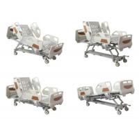 Buy cheap 5 Function Full Electric Hospital Bed With Collapsible ABS Side Rails from wholesalers