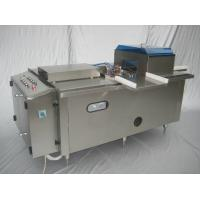 Buy cheap Safe And Reliable Ultrasonic Bottle Washing Machine Injectable Production Machine from wholesalers