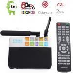 Buy cheap 2016 New Arrival CSA93 Octa core Smart Android TV BOX 2G 16G Kodi 17 Dual WIFI OTT TV BOX from wholesalers