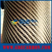 Buy cheap 480g carbon fiber fabric supplier from wholesalers