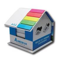 Buy cheap Sticky note house shape, writing pad from wholesalers