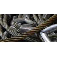 Buy cheap 7*19 Steel Wire Rope for Marine from wholesalers