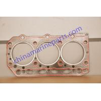 Buy cheap Ship parts  Yanmar marine engine parts 3D84 head gasket from wholesalers