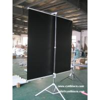 Buy cheap Cynthia screen tripod projection screens matte white fabric 72-150 portable tripod screen from wholesalers