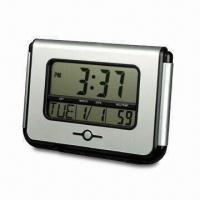 Buy cheap Battery-operated LCD Clock with FM Radio, Alarm and Snooze Functions Measures 262 x 91 x 219mm from wholesalers