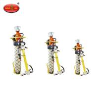 Buy cheap Good Price Pneumatic Rotating Roof Bolter MQT-130 Anchor Drilling Machine With Drill Rod from wholesalers