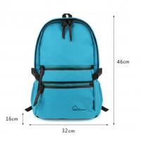 Buy cheap pro canvas shoulder bag backpack schoolbag Korean college fashion bag from wholesalers