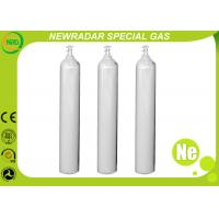 Buy cheap Neon Fluorescent Light Neon Gases Ne With DOT 10L - 50L Cylinders from wholesalers