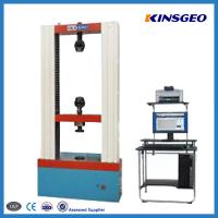 Buy cheap Double Pole Pull Testing Equipment Compressive StrengthTesting Machine with speed 500mm/min from wholesalers