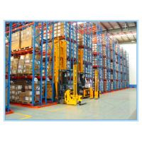 Buy cheap Heavy duty steel pallet rack , industrial warehouse pallet racking from wholesalers