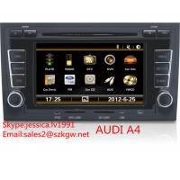 """Buy cheap 6.2"""" TFT LCD double din Audi A4 DVD player with GPS/BT/RADIO/USB from wholesalers"""