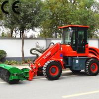 Buy cheap tractor/mini track loader /farm tractor loader for sale product