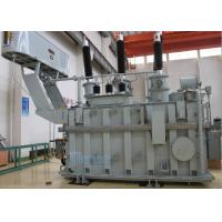 Buy cheap 69~ 220KV  Electric Power Transmission Arc Furnace Transformer from wholesalers