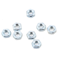 Buy cheap Steel ANSI HEX JAM NUT THIN NUT  B18.2.2  from 1/4 to 2inch  Black ZP YZP HDG  Grade 2 Grade 5 Grade 8 from wholesalers