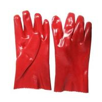 Buy cheap Soft PVC Coated Work Gloves Customized Size Ultra Comfortable Extended Wear from wholesalers